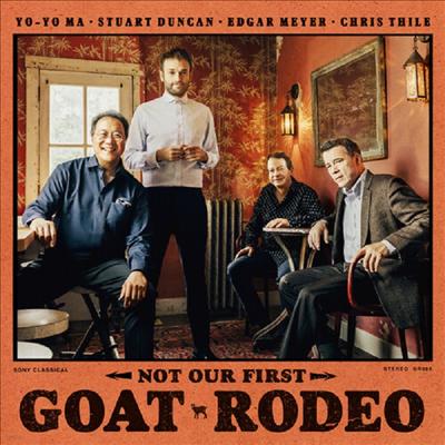 Not Our First Goat Rodeo (LP) - 요요 마 (Yo-Yo Ma)