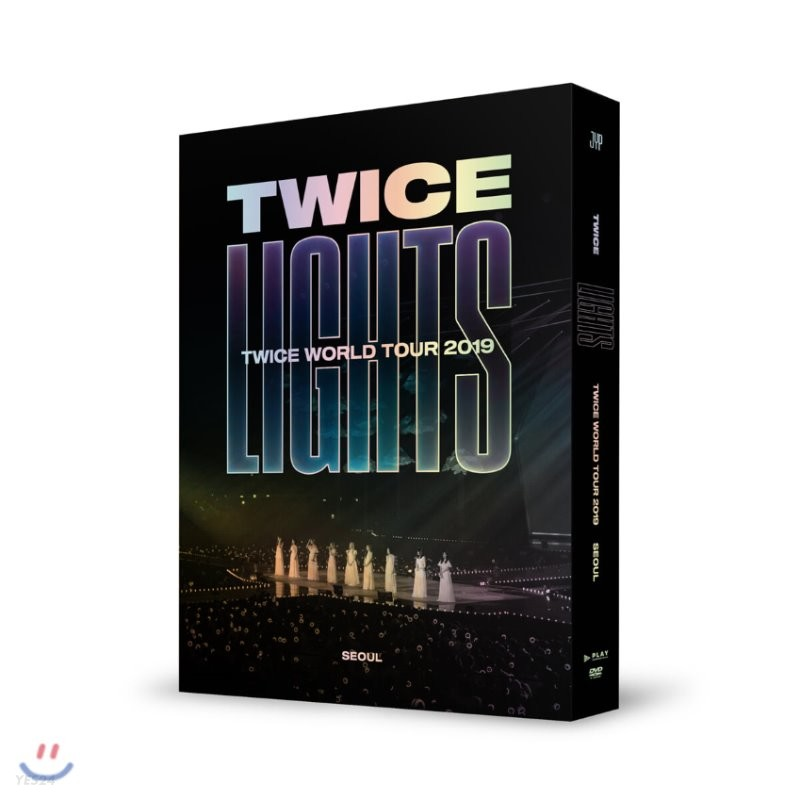 트와이스 (TWICE) - TWICE WORLD TOUR 2019 'TWICELIGHTS' IN SEOUL DVD
