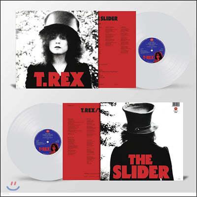 T. Rex (티렉스) - The Slider [클리어 컬러 LP]