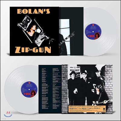 T. Rex (티렉스) - Bolan's Zip Gun [클리어 컬러 LP]