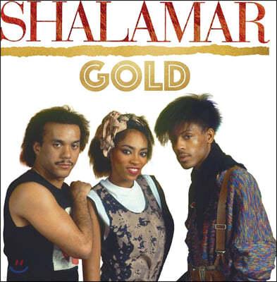 Shalamar (쉘라마르) - Gold