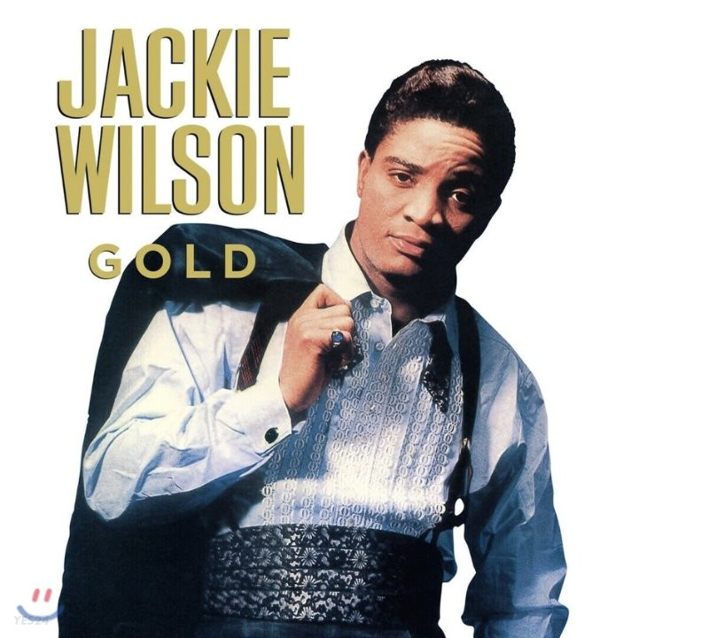 Jackie Wilson (재키 윌슨) - Gold (Deluxe Edition)