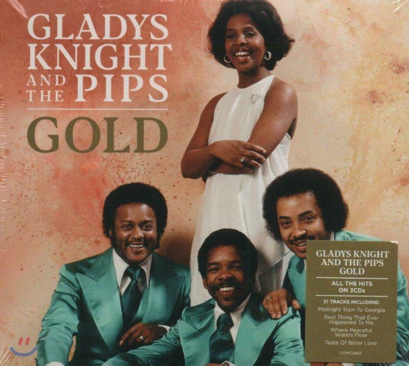 Gladys Knight (글래디스 나이트) - Gold (Deluxe Edition)