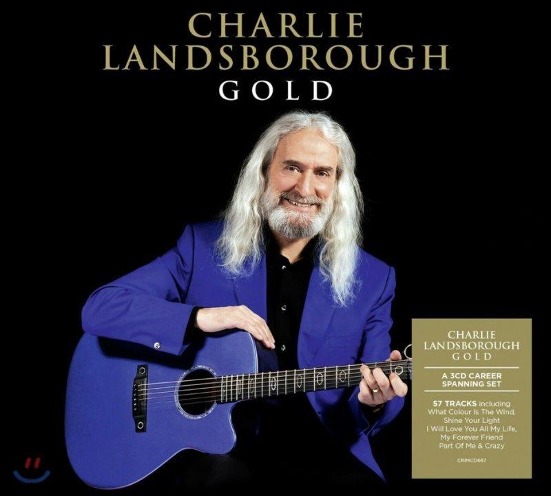 Charlie Landsborough (찰리 랜드보로) - Gold (Deluxe Edition)