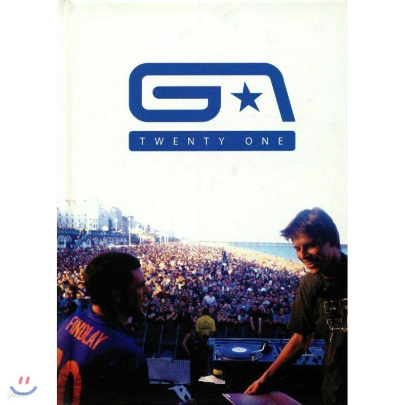 Groove Armada (그루브 아마다) - 21 Years (Super Deluxe Edition)