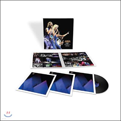 Abba (아바) - Live At Wembley Arena [3LP]
