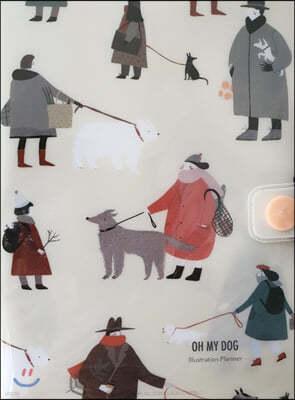 Oh My Dog : Illustration Planner
