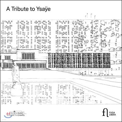 이자이 헌정 음반 박스 세트 (A Tribute to Ysaye)