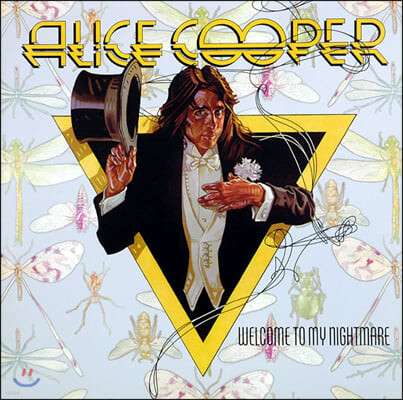Alice Cooper (앨리스 쿠퍼) - Welcome to My Nightmare [LP]