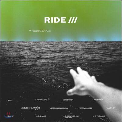 Ride (라이드) - 6집 This Is Not A Safe Place [2LP]