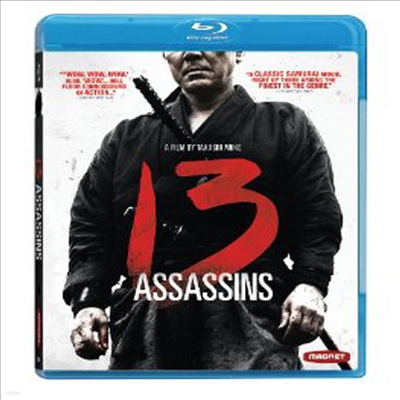 13 Assassins (13인의 자객) (한글무자막)(Blu-ray) (2010)