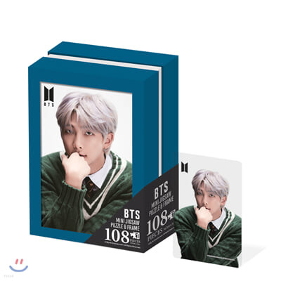 BTS 액자 직소퍼즐 108피스 - RM