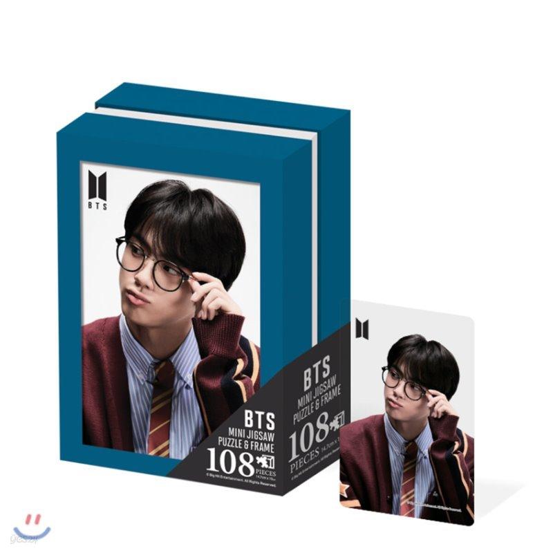 BTS 액자 직소퍼즐 108피스 - 진
