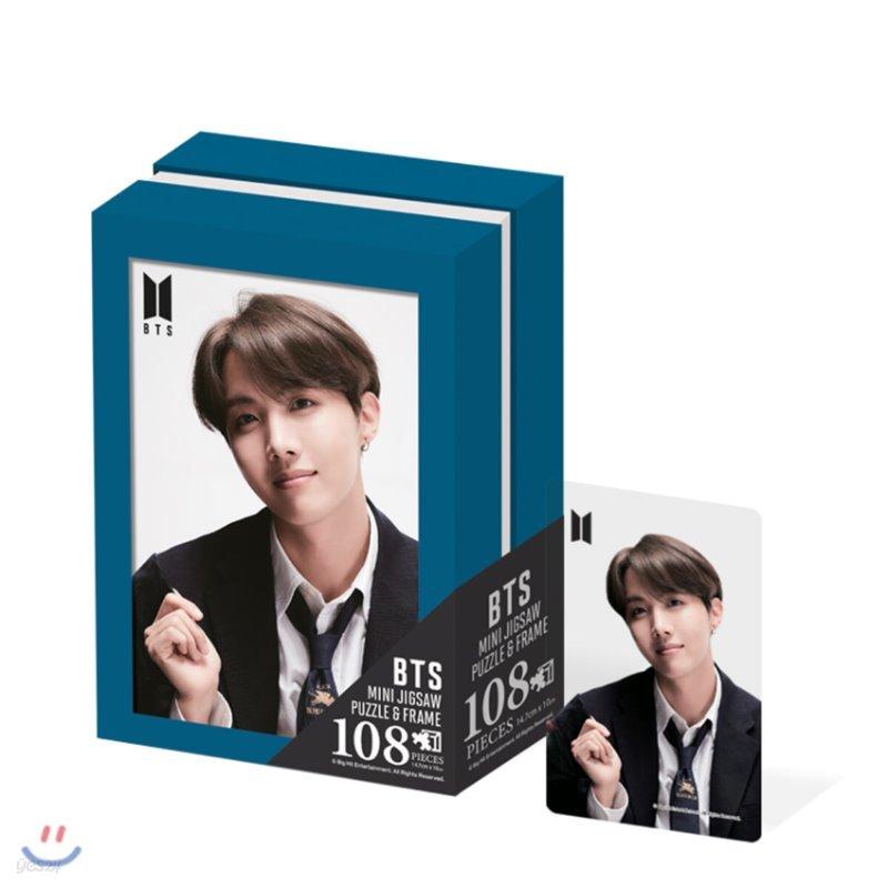 BTS 액자 직소퍼즐 108피스 - 제이홉
