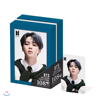 BTS 액자 직소퍼즐 108피스 - 지민