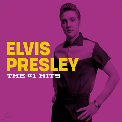 Elvis Presley (엘비스 프레슬리) - The #1 Hits