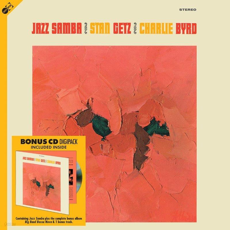 Stan Getz & Charlie Byrd (스탄 게츠 & 찰리 버드) - Jazz Samba [LP+CD]