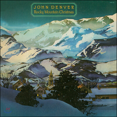 John Denver (존 덴버) - Rocky Mountain Christmas [LP]