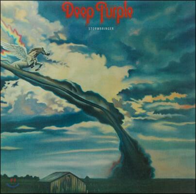 Deep Purple (딥 퍼플) - Stormbringer [LP]