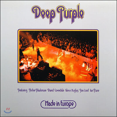 Deep Purple (딥 퍼플) - Made in Europe [LP]