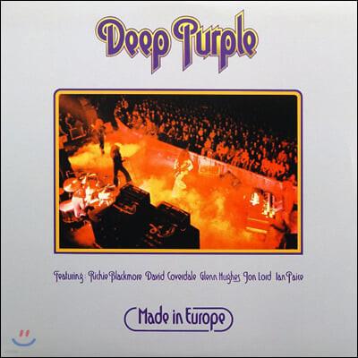 Deep Purple (딥 퍼플) - Made in Europe [LP]