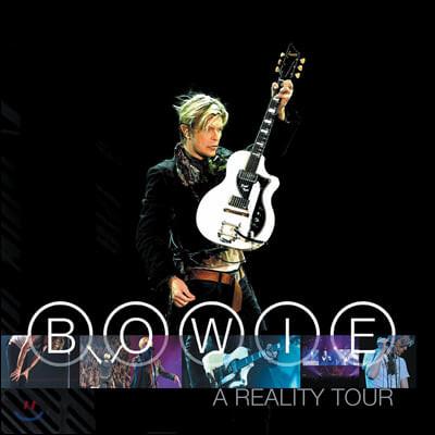 David Bowie (데이빗 보위) - A Reality Tour [블루 컬러 3LP 박스 세트]