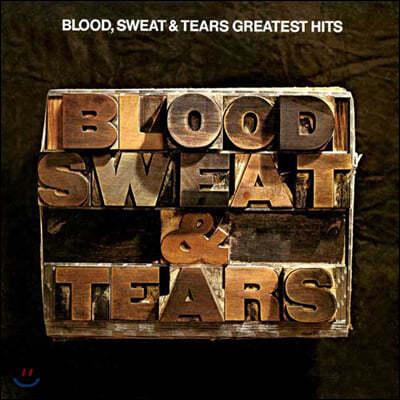 Blood, Sweat & Tears (블러드, 스�� 앤 티어스) - Greatest Hits