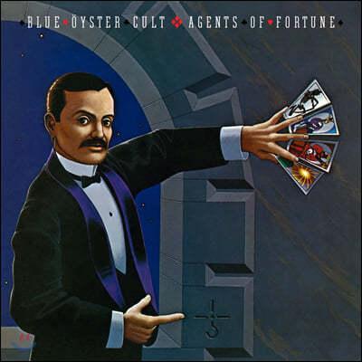 Blue Oyster Cult (블루 오이스터 컬트) - Agents of Fortune [블루 컬러 LP]
