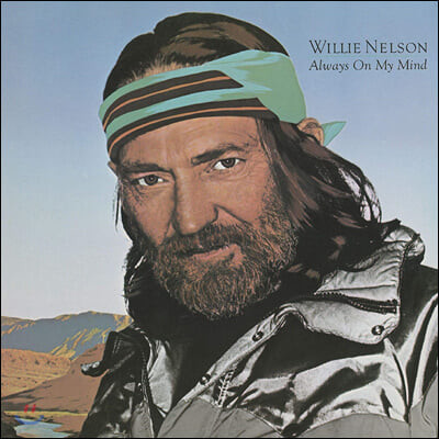 Willie Nelson (윌리 넬슨) - Always on My Mind [블루 컬러 LP]