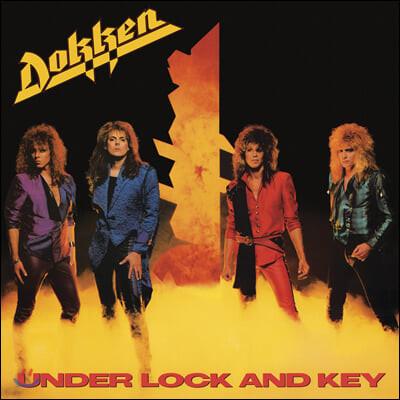 Dokken (도켄) - Under Lock and Key [LP]