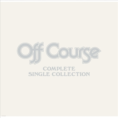Off Course (오프 코스) - Complete Single Collection (36CD Box Set) (완전생산한정반)