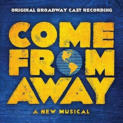 David Hein/Irene Sankoff - Come From Away (컴 프롬 어웨이) (Original Broadway Cast Recording)(2LP)