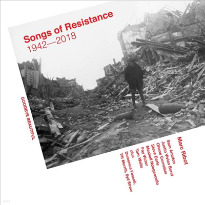 Marc Ribot - Songs Of Resistance 1942 - 2018 (Ltd. Ed)(Gatefold)(45RPM)(180G)(2LP)