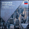 �Ž��� : ���ҵ� �� ���, �ǾƳ� ���ְ� (Gershwin : Rhapsody in Blue, An American in Paris, Piano Concerto) - Andre Previn
