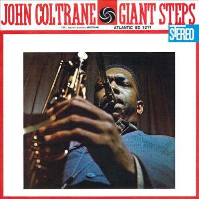 John Coltrane - Giant Steps (60th Anniversary Edition)(Remastered)(180g 2LP)