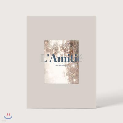 에스에프나인 (SF9) - 1st PHOTO BOOK [L'Amitie]