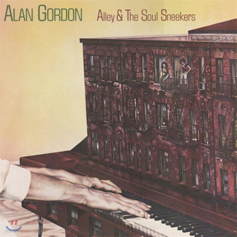 Alan Gordon (알란 고든) - 2집 Alley & The Soul Sneekers