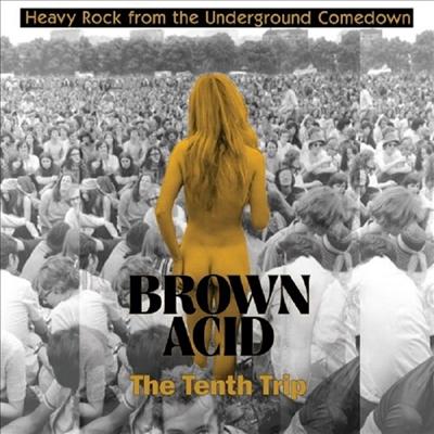 Various Artists - Brown Acid - The Tenth Trip