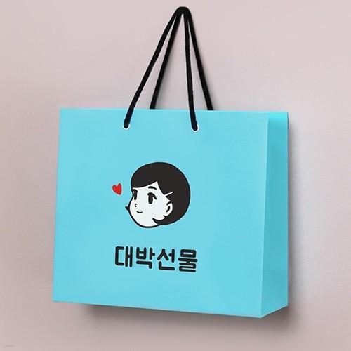 대박 선물 쇼핑백