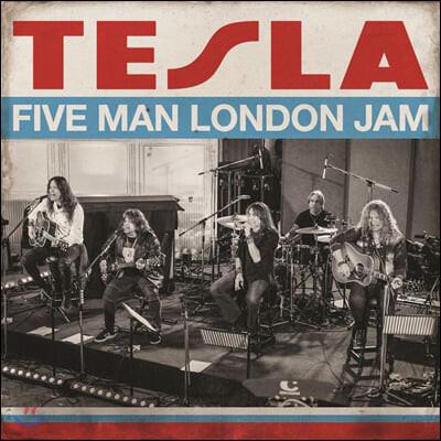 Tesla (테슬라) - Five Man London Jam