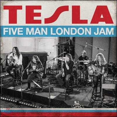 Tesla (테슬라) - Five Man London Jam [2LP]