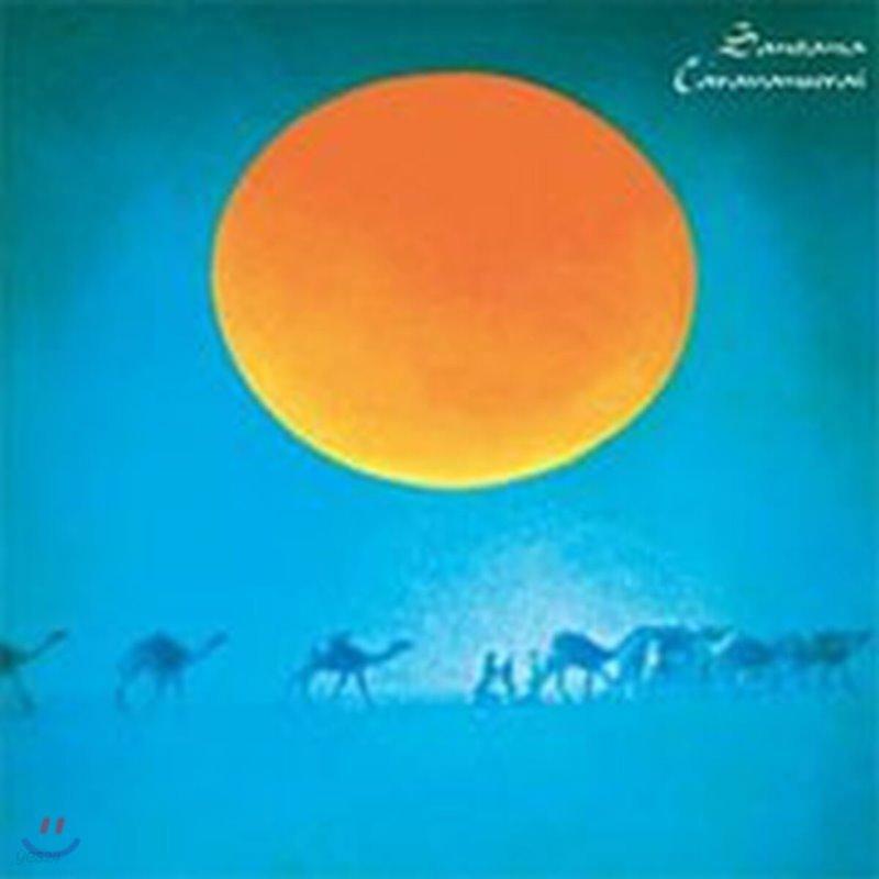 Santana (산타나) - 4집 Caravanserai [LP]
