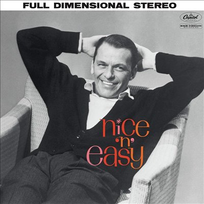 Frank Sinatra - Nice N Eazy (2020 Mix) (60th Anniversary Edition)(LP)