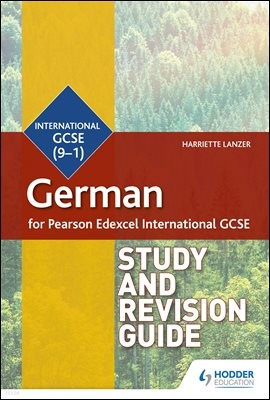 Pearson Edexcel International GCSE German Study and Revision Guide