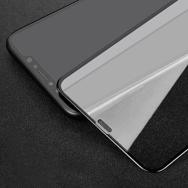 주파집 아이폰XR 5D/3D 풀커버 강화유리 필름