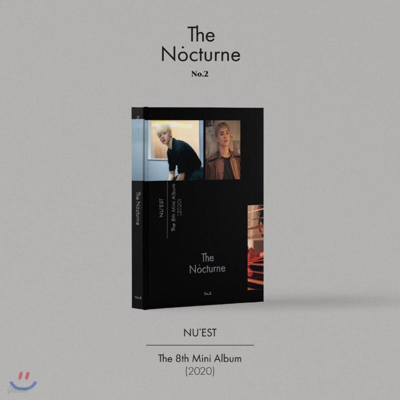 뉴이스트 (NU'EST) - 미니앨범 8집 : The Nocturne [ver.2]