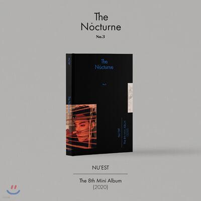 뉴이스트 (NU'EST) - 미니앨범 8집 : The Nocturne [ver.3]