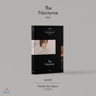 뉴이스트 (NU'EST) - 미니앨범 8집 : The Nocturne [ver.4]