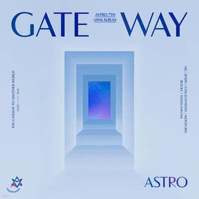 아스트로 (ASTRO) - 미니앨범 7집 : GATEWAY [ANOTHER WORLD Ver.]