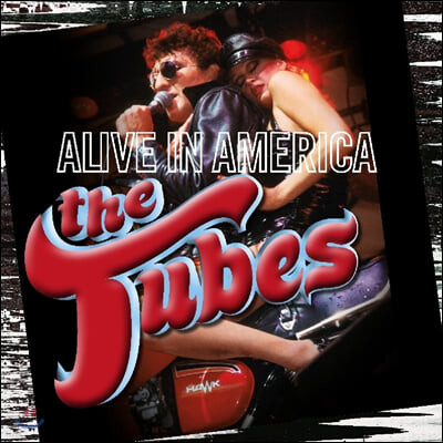 The Tubes (튜브스) - Alive in America [LP]